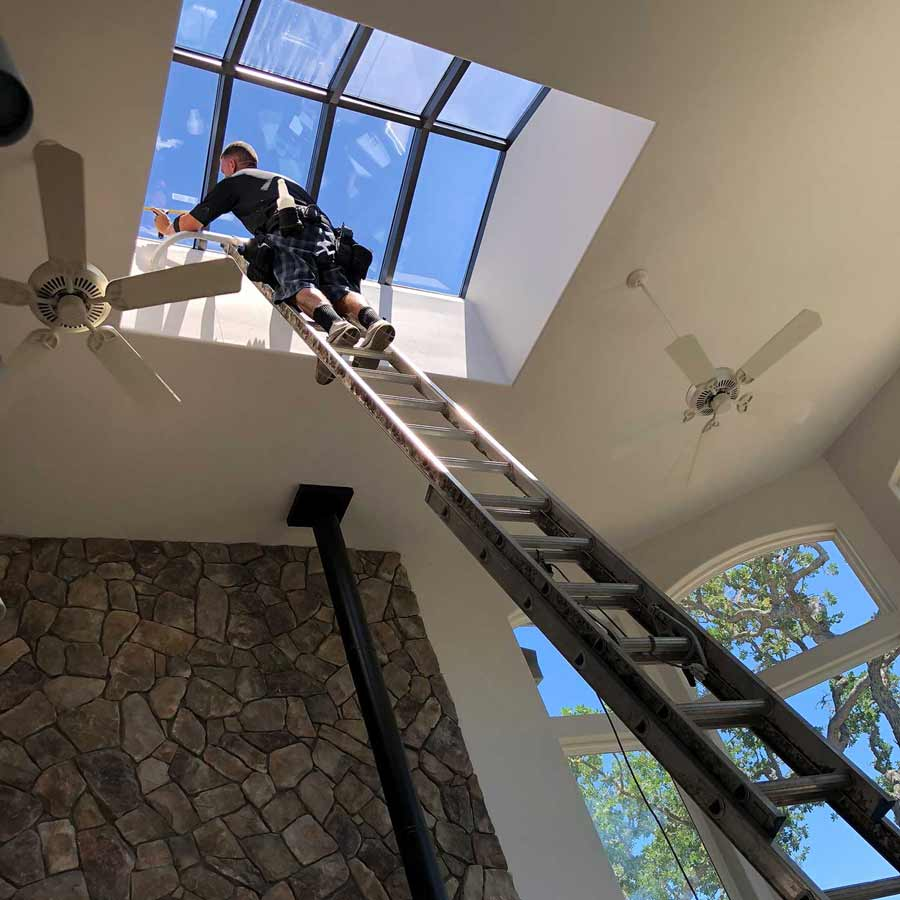 Window Cleaning - Crystal Clean A1 Window Services