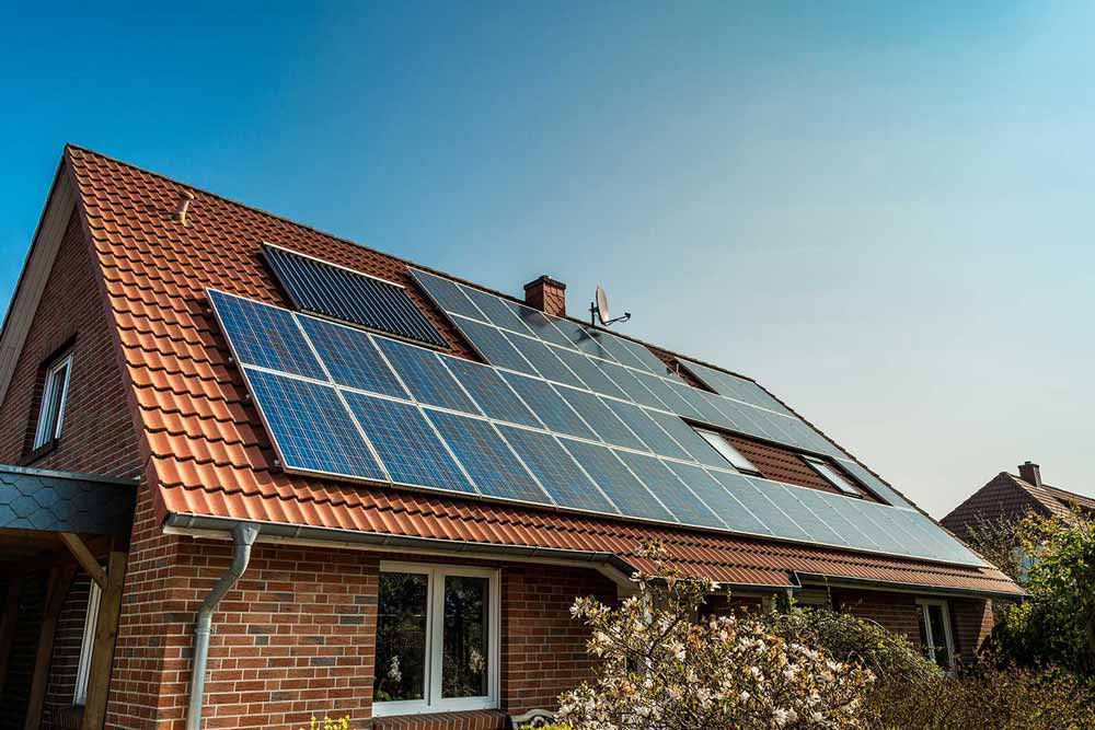 Solar Panels - Crystal Clean A1 Window Services