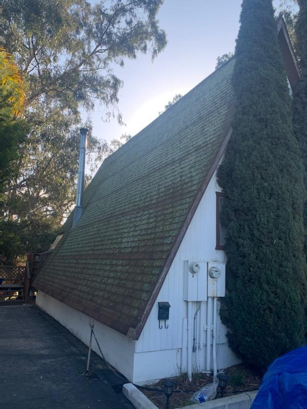 Roof Cleaning Atascadero