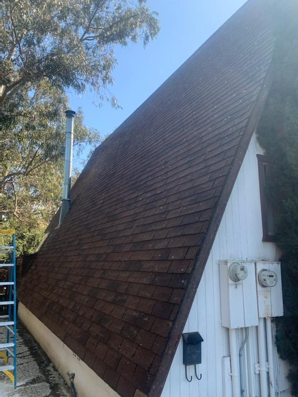 Roof Cleaning Service Atascadero