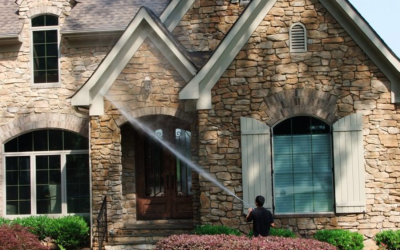 When Is the Best Time to Pressure Wash a House?