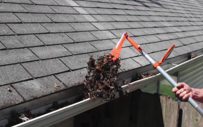 Why Gutter Maintenance is Actually Really Important