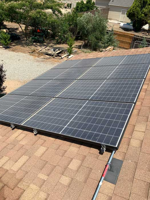 Solar Panel Cleaning Atascadero