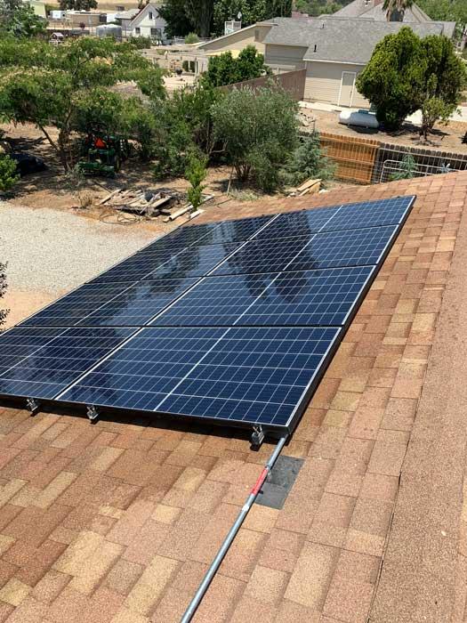 Solar Panel Cleaning Service Atascadero